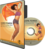Core Power: Radiate the Energy Within Fitness DVD