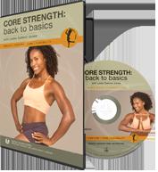 Core Strength: Back to Basics Fitness DVD